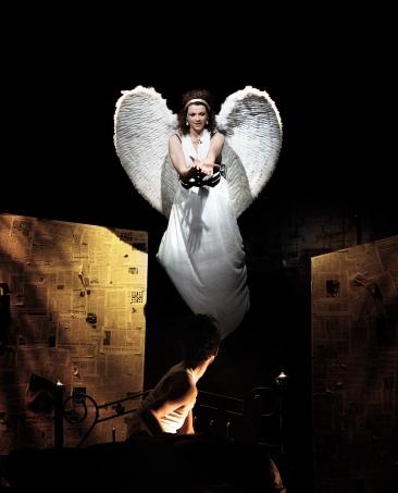 'Angels in America', Oxford Playhouse. © Jack Sain 2013