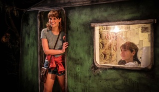Crushed Shells and Mud, Southwark Playhouse