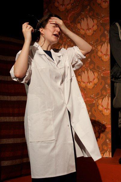 'Cymbeline' (Tabard Theatre). © Jack Sain 2011
