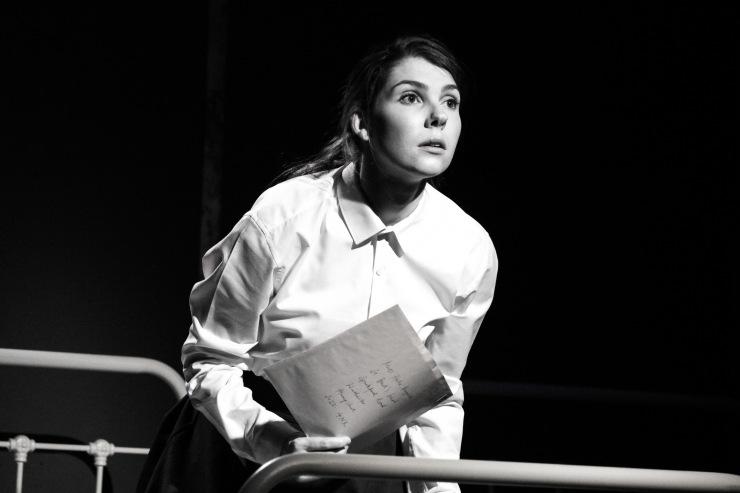'A First World Problem', Theatre 503. © Jack Sain 2014