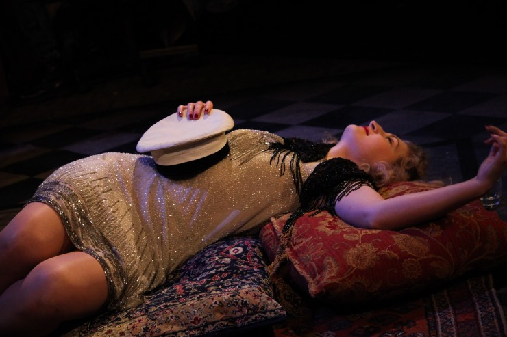 'A Bright Room Called Day', Southwark Playhouse. © Jack Sain 2014