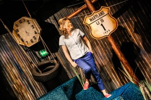 Olivia Poulet, 'How I Learned To Drive', Southwark Playhouse. © Jack Sain 2015.