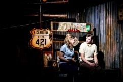 Olivia Poulet and Joshua Miles, 'How I Learned To Drive', Southwark Playhouse. © Jack Sain 2015.