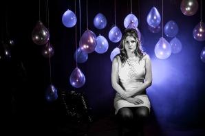 Olivia Poulet. 'How I Learned To Drive' trailer shoot. © Jack Sain 2015