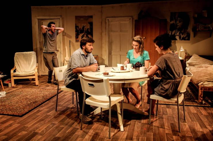 'Look Back in Anger' (Reading Rep). © Jack Sain 2014