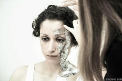 'Machinal' in rehearsals. © Jack Sain 2012
