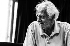 'The Late Henry Moss', Southwark Playhouse. © Jack Sain 2015