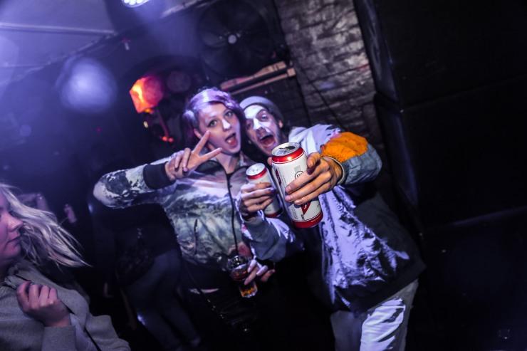 Nightclub. © Jack Sain 2015
